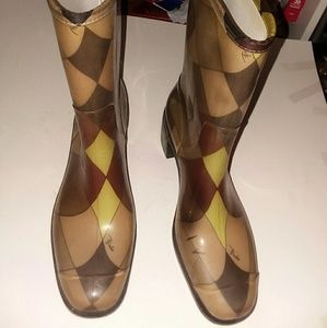 EMILLIO PUCCI MADE IN ITALY BOOTS